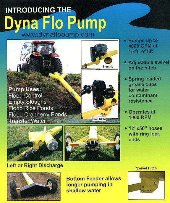 Dyna Flo Pump