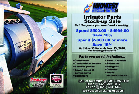 Midwest Irrigation & Electric Inc